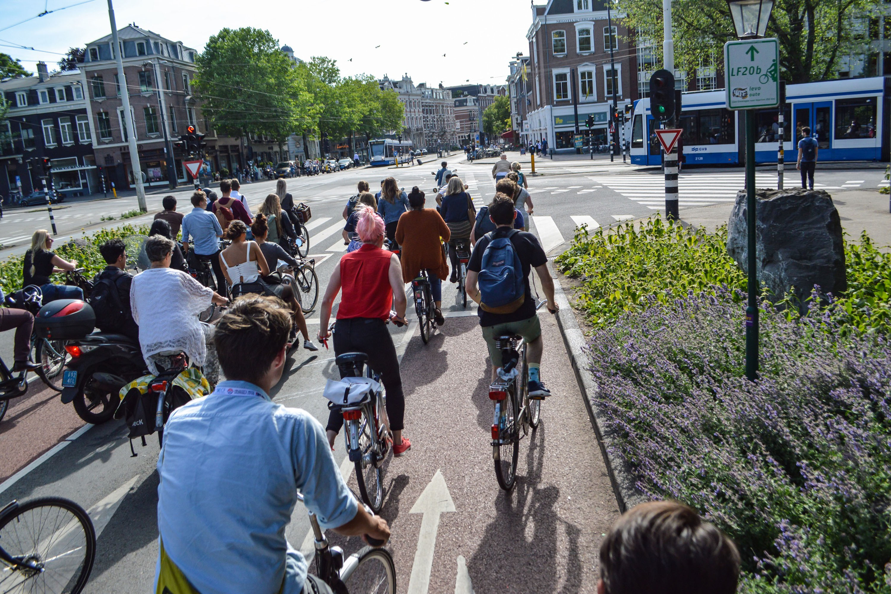 Planning the Cycling City