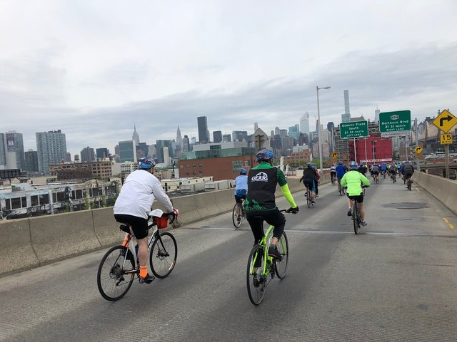 Trade mission & bike tour New York 2018